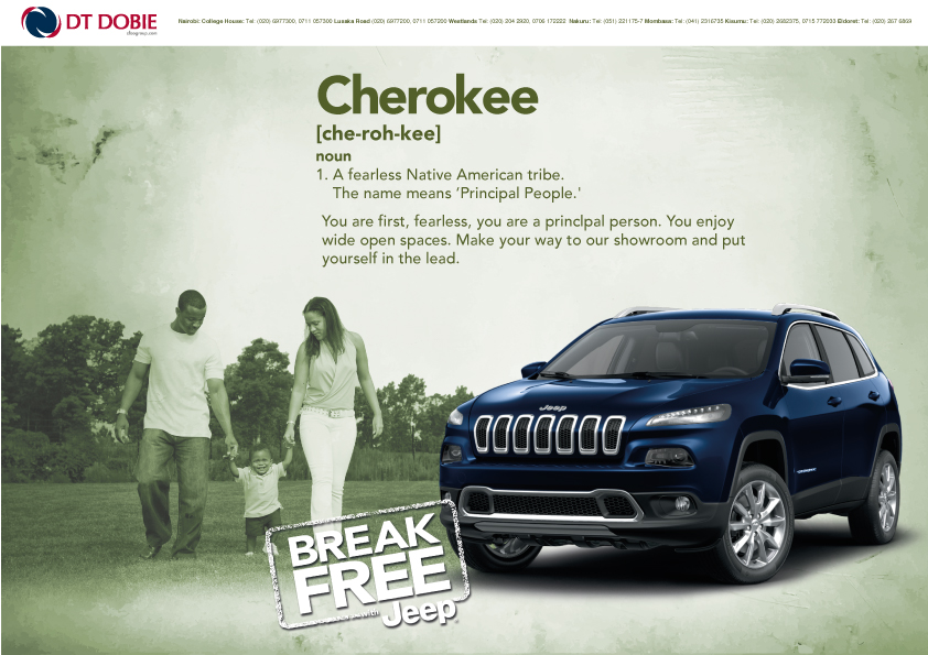 jeep marketing – the jeep® brand is launching multi-faceted marketing campaigns for two of its most anticipated new vehicles – the all-new 2018 jeep wrangler and the new 2019 jeep cherokee.